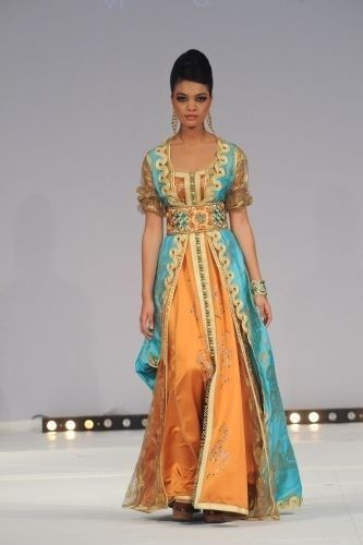 ELEGANT Moroccan Arabian Kaftan Farasha Dress Islamic Abaya Jilbab Design Caftan #Unbranded #kaftan #Formal