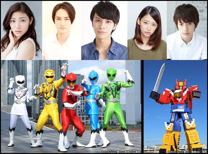 Super Sentai 2016 - Zyuohger