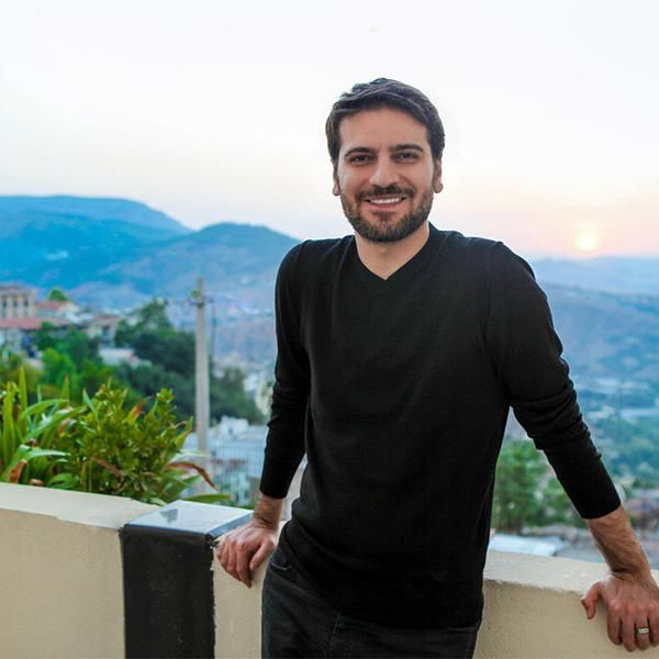 The blue hills in the background. #SamiYusuf