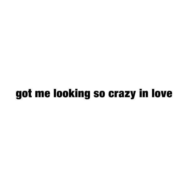Beyonce Crazy In Love Lyrics 28 Images Beyonc 233 Feat Jay Z