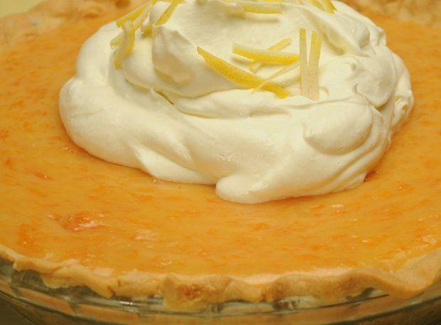 Bonnie S. Wilcox Texas Grapefruit Pie Recipe