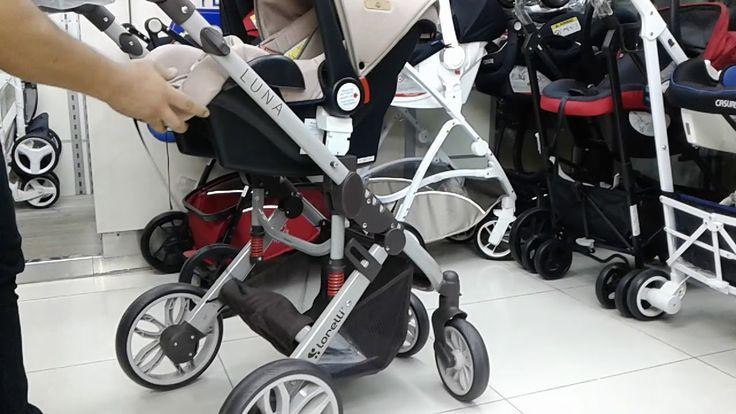Lorelli Luna Bebek Arabası Detay Anlatım