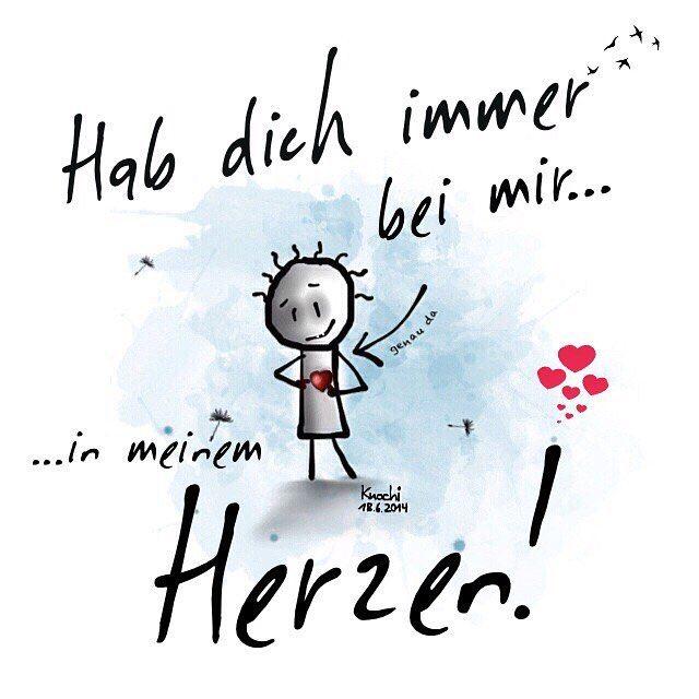 """Auch wenn ich nicht immer bei Dir sein kann,hab ich dich doch immer bei mir genau da ❤️ in meinem #Herzen !!! #Erwähnen absolut erwünscht #spruch #sprüche #spruchdestages ✨ #vermissen #imissyou #Instagram #instaquote #liebe #love #herz #herzgeflüster """"älteres Bild #neu überarbeitet """" ✨ #happymomday #everyone (hier: Heilbad Heiligenstadt)"""