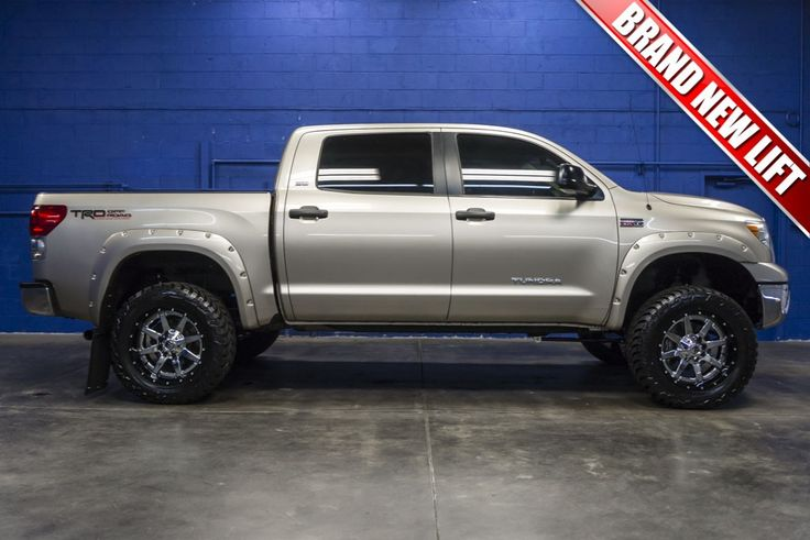 """2009 Toyota Tundra SR5 4x4 Truck with BRAND NEW 6"""" Fabtech Performance Lift For Sale at Northwest Motorsport! #nwmsrocks"""
