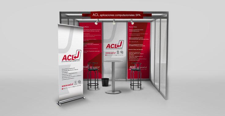 ACL | Piezas Gráficas | Stand