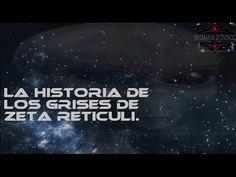 UFO, Los Grises de Z Reticuli, La Historia del porqué están en la Tierra.
