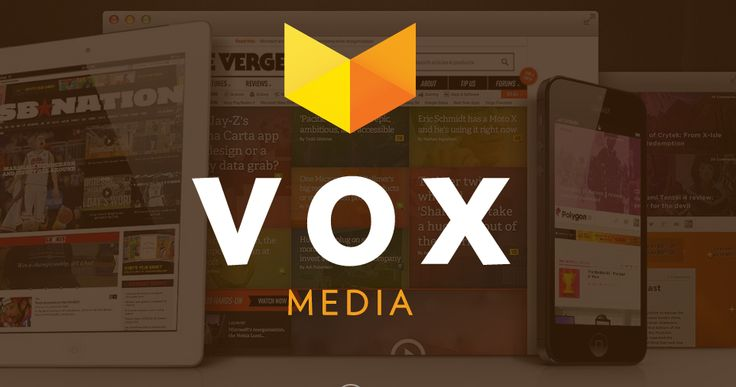 BuzzFeed raised $50 million this summer. Now it's time for the people behind The Verge and Vox.