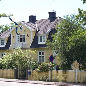 Villa Sol, SVIF vandrarhem Borgholm, Öland