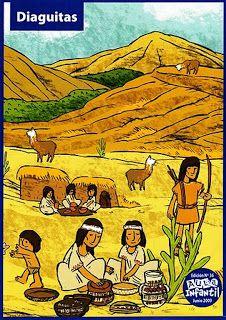 colorear dia de los pueblos originarios de Chile | conozcamos chile