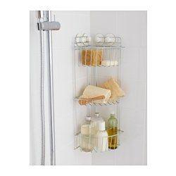 IMMELN Prat canto p/duche, 3 andares - IKEA