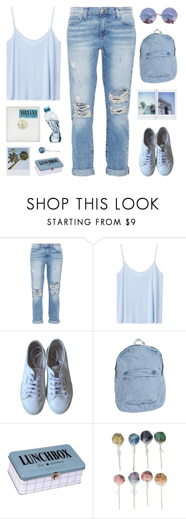 """""""// u n t i t l e d · #859 //"""" by theonlynewgirl ❤ liked on Polyvore featuring Current/Elliott, Monki, Superga, American Apparel, House Doctor, Original Gourmet Food Company and beoriginal"""
