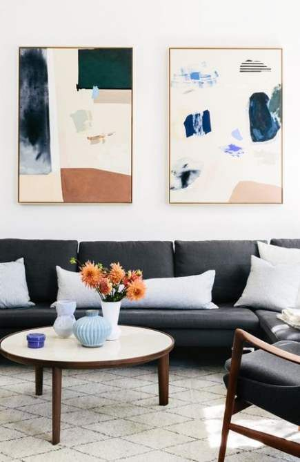 New living room art above couch light fixtures 23 ideas