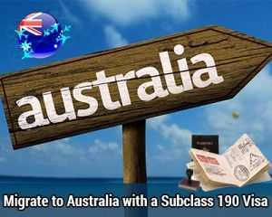 #Australia Skilled nominated #visa is a permanent visa category which applicant to be nominated by Australian government... Find more info..