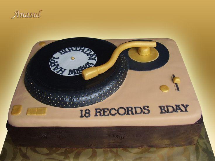 gramofón retro