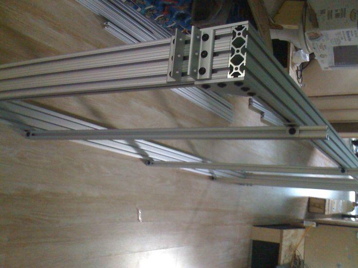 Bunk Beds 8020 Kit Extruded Aluminum Camp Trailer Build