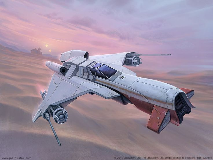 Kihraxz-class Assault Fighter by Joel Hustak. I miss flying one of these. Mine was so tricked out.