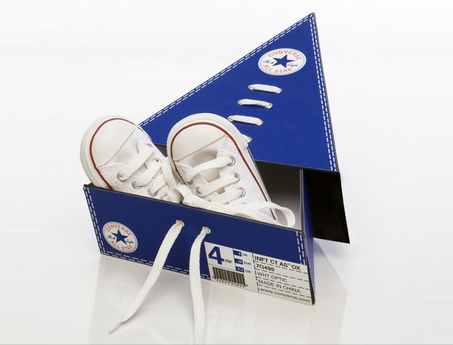 Baby Star Shoes Packaging