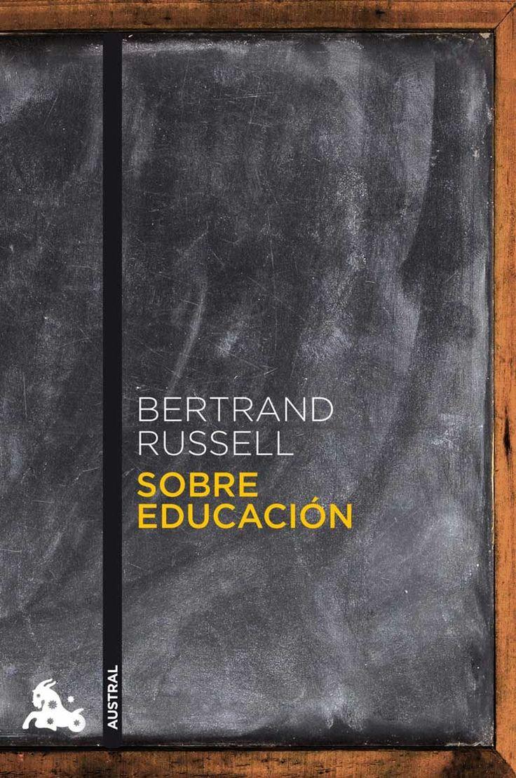 Sobre educación – Bertrand Russell