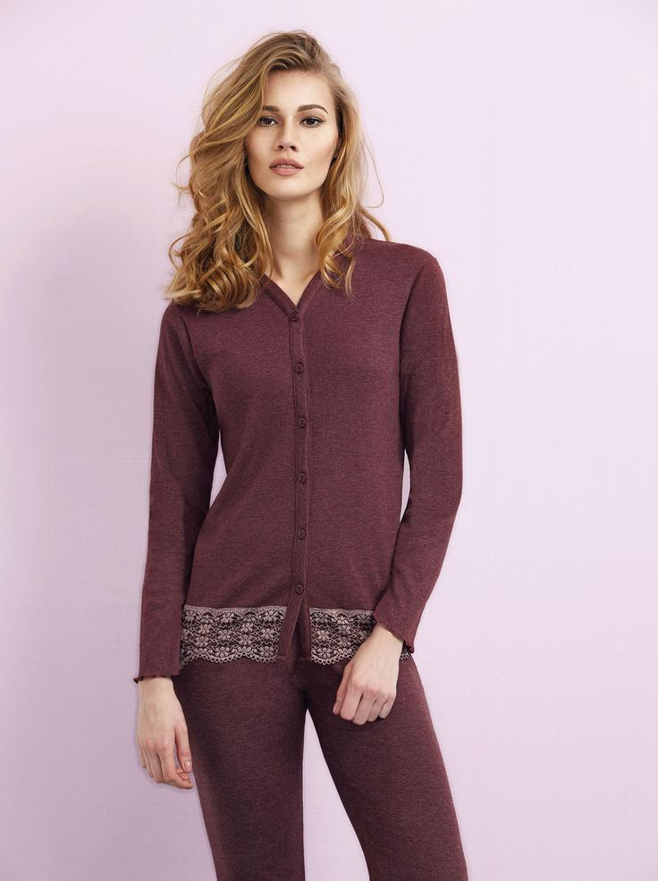 ANDRA DREAMWEAR #fallwinter 2014_2015 collection #annakorn #nightwear #pajamas #fashion #editorial #libericreativi #models #woman #lingerie visit www.andralingerie.it