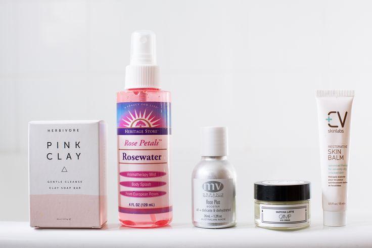 Natural Skincare Routine