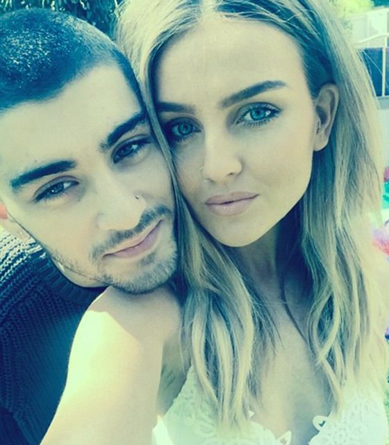 Perrie Edwards and Zayn Malk have split yet again. Zayn, who just signed a new record deal reportedly ended their engagement two weeks ago.