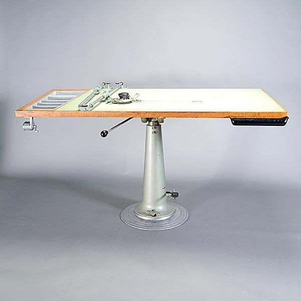 NIke Drafting Table With Top.