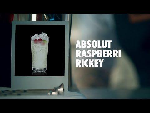 Absolut Raspberri Rickey Recipe