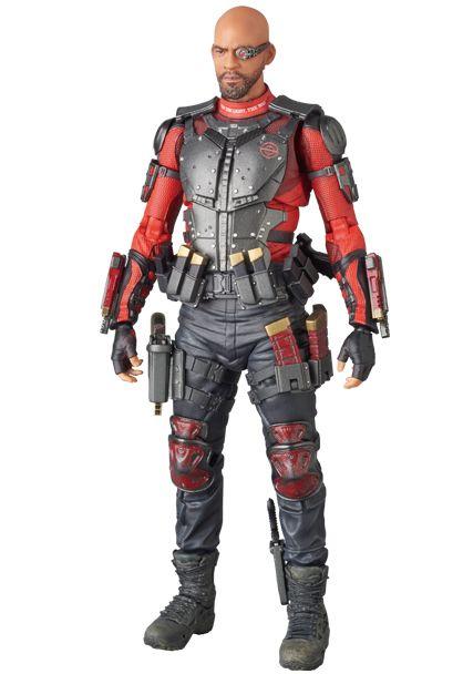 MAFEX SS Deadshot figure 002