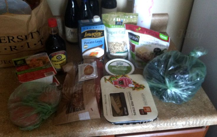 Vegan Grocery Haul from Whole Foods Market