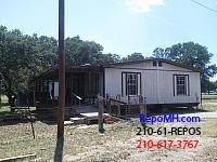 1980 Celtic 28x60 3Bed-2Bath in Boerne (1Hr W San Antonio) $16,000 Financed. $13,000 Cash Willing to Owner Financed with $3,500 plus move