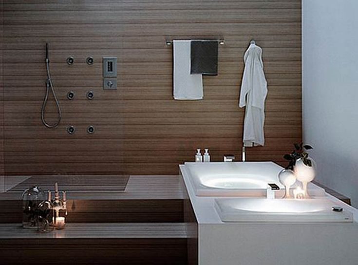 bathroom design appealing home design bathroom ideas in 2013 with sharp part of bathroom decoration high end bathtub and shower space also luxury brown