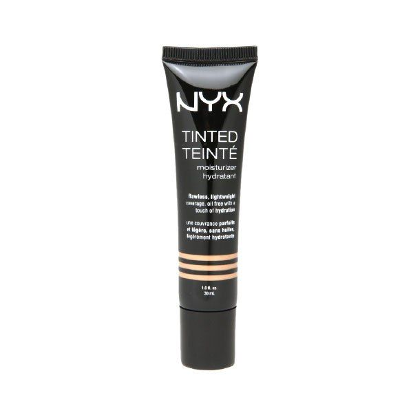 With seven different shades to choose from, NYX made sure you'd be able to score a tinted moisturizer that works well with your skin. Going along with the trend, this product blends in seamlessly and actually ends up leaving more a dewy, glowy finish than something that's matte. All you need is a touch of blush, some mascara, and your five-minute makeup face is basically done. (NYX Tinted Moisturizer, $7)