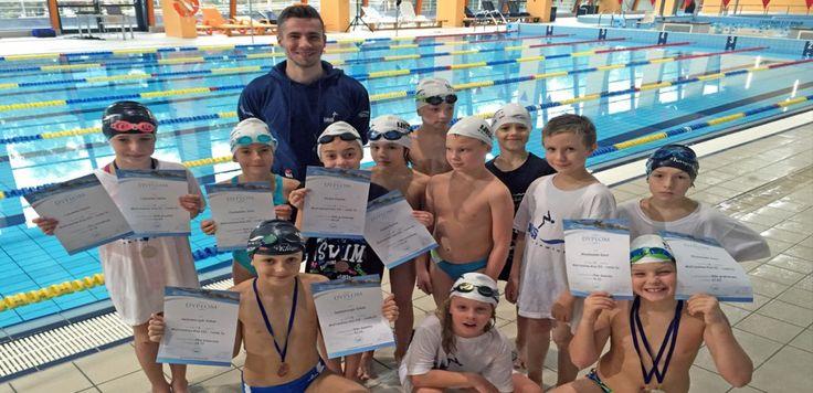 Mistrzostwa Województwa Klas III w Pływaniu