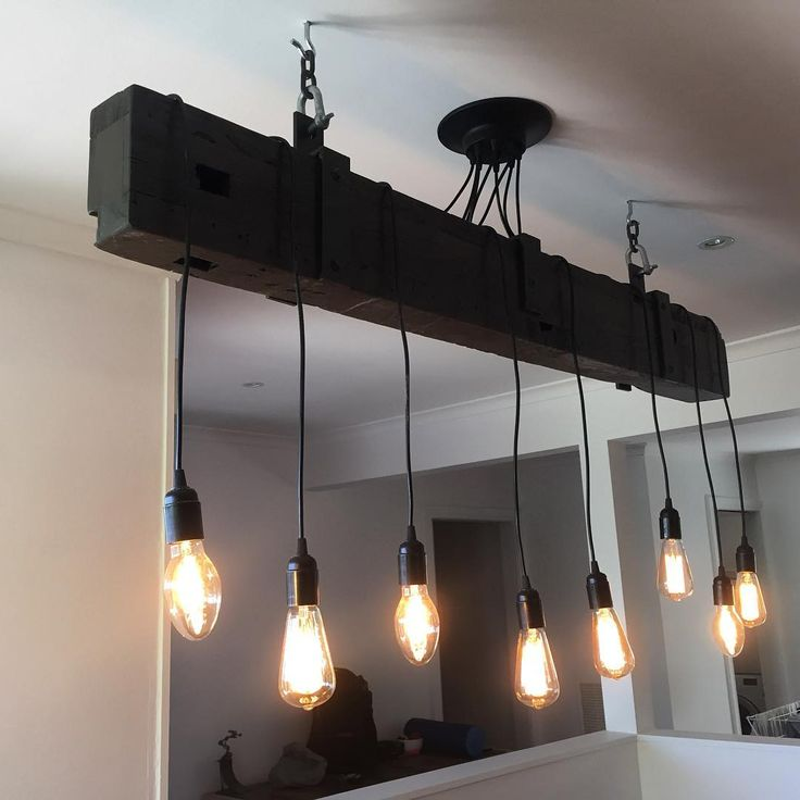 #upchunk #recycled #wood #furniture #lighting #chandelier