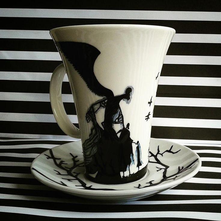 Deathly Hallows mug