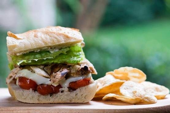 ... And Brie Sandwich With Pan-Roasted Cherry Tomatoes Recipe — Dishmaps