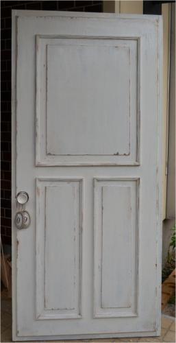 diy ドア リメイク | DIY 和室のボロボロドアの ...