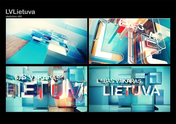 Labas vakaras, Lietuva on Behance