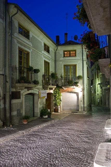 Bagnoli Irpino, Italy    Where Grandma Vivolo was born.  Rick's roots in Italy