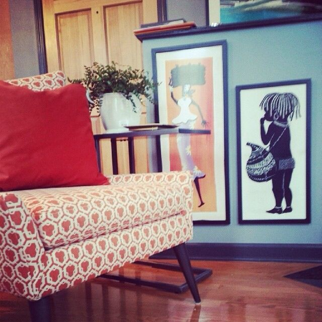 By Tiffany Brooks Interior Designer African American