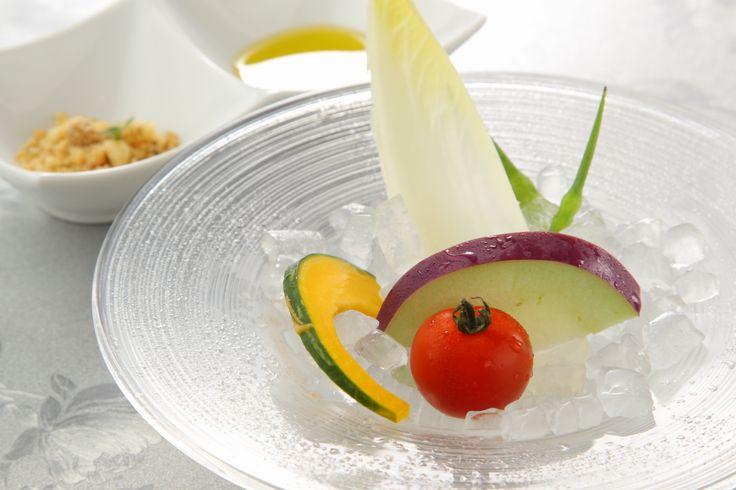 〈前菜小皿〉バーニャカウダ