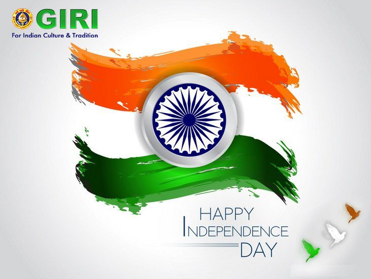 #GIRI wishes 70th #IndependenceDay to all #Indians. #JaiHind