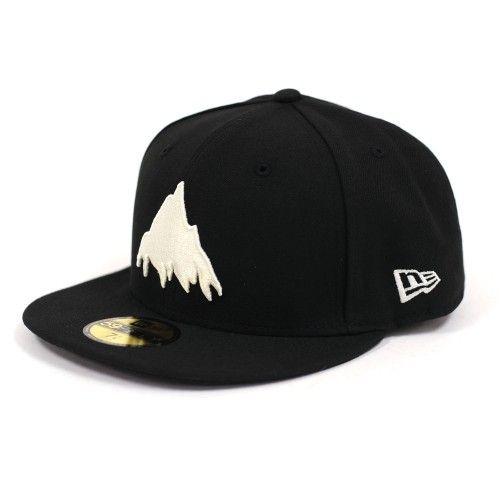 19cf58c362d8a Burton You Owe New Era Hat (Black) Hat