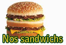 nos produits et tarifs | McDonald's Cagnes sur Mer - Mc Donald's Villeneuve Loubet