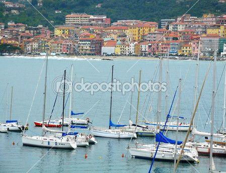 Bay of Lerici, Liguria, Italy