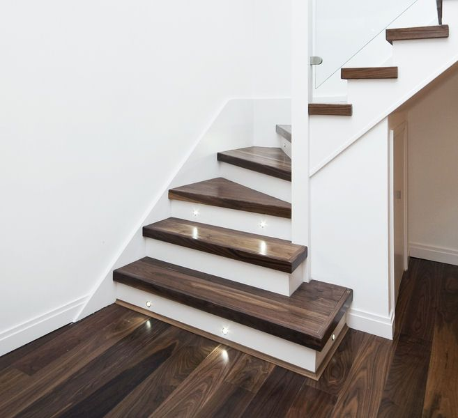 Wide Plank  American Black Walnut Engineered Wood Flooring - from £52.80m2 + V.A.T
