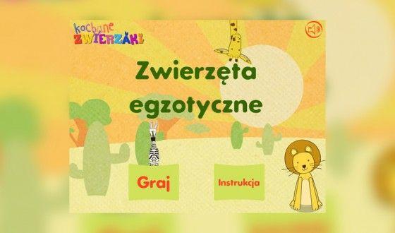 Kochane Zwierzaki – seria gier na MiniMini+, w których zadaniem dzieci jest rozpoznawanie zwierząt. Do rozpoznania są trzy grupy zwierząt: domowe i hodowlane, dzikie oraz egzotyczne.  https://www.miniminiplus.pl/html/zabawa/gry/kz-zwierzeta-egzotyczne/  https://www.miniminiplus.pl/html/zabawa/gry/kz-zwierzeta-dzikie/  https://www.miniminiplus.pl/html/zabawa/gry/kz-zwierzeta-domowe-i-hodowlane/