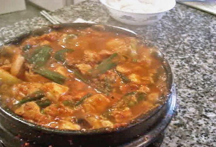 korean recipies | Sundubu-jjigae (Soft tofu stew) recipe - Maangchi.com