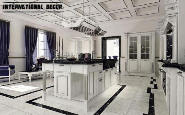 Art Deco Kitchen Designs And Furniture Kitchen Dining