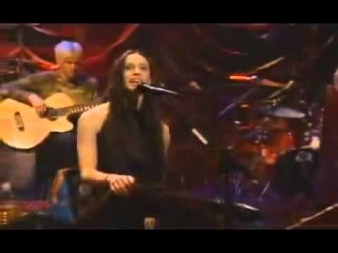 Alanis Morissette - You Learn (Live Unplugged) Sorry, the sound here is pretty bad but I uploaded it for the video.  I have uploaded the same song with better audio but no video.  Aloha!